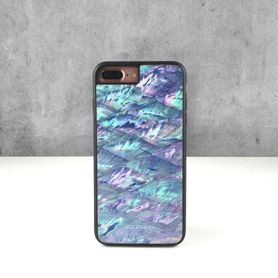 Seashell - TPU Case - Milkyway Cases -  iPhone - Samsung - Clear Cut Silicone Phone Case Cover