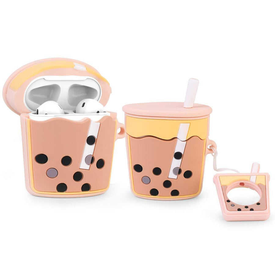 Boba Airpod Case