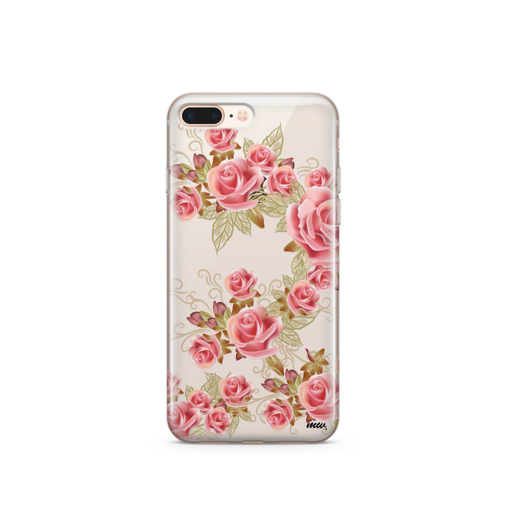 Caladrina - Clear TPU Case Cover