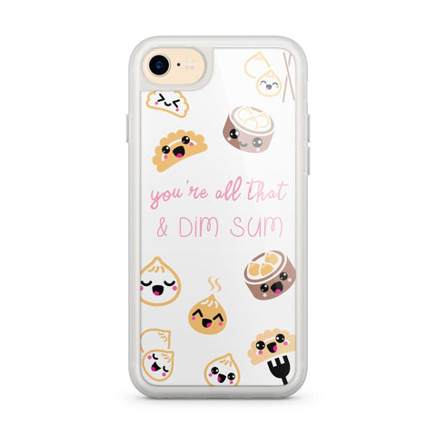Premium Milkyway iPhone Case - Dim Sum