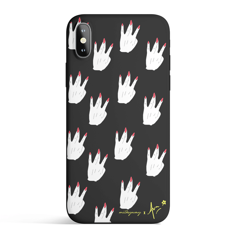 Westside - Black iPhone Case