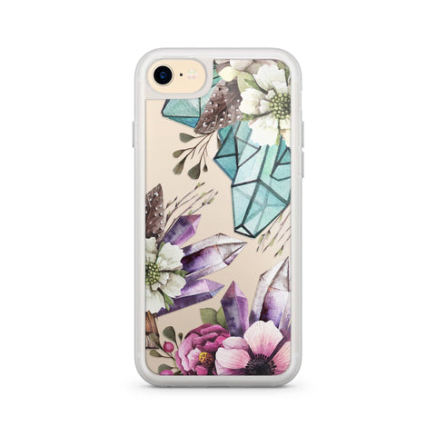 Premium Milkyway iPhone Case - Geode Garden