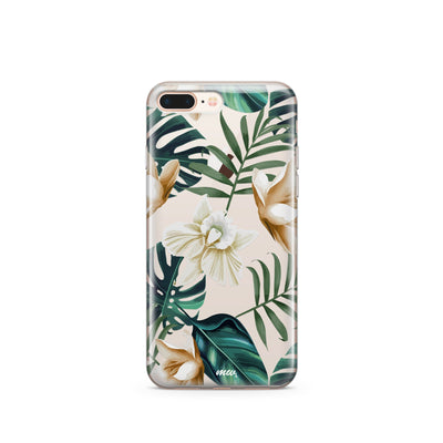 Greenhouse iPhone & Samsung Clear Phone Case Cover - Milkyway Cases -  iPhone - Samsung - Clear Cut Silicone Phone Case Cover