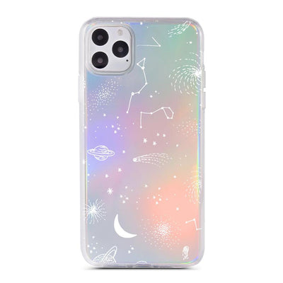 Cosmic - Holographic iPhone Case