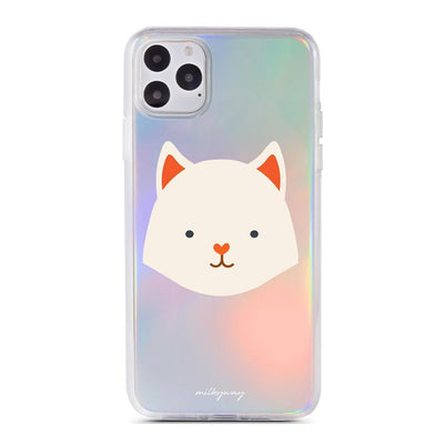 Ragdoll - Holographic iPhone Case