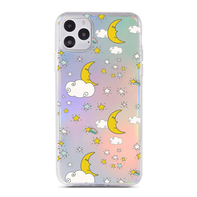 Sweet Dreams - Holographic iPhone Case