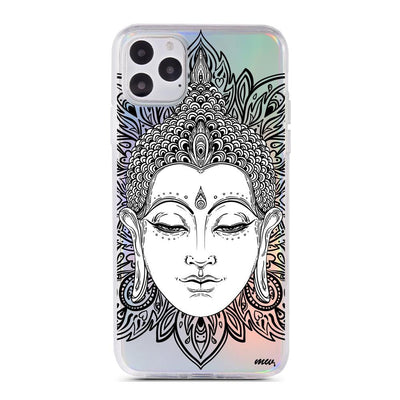 Esoteric Buddha - Holographic iPhone Case