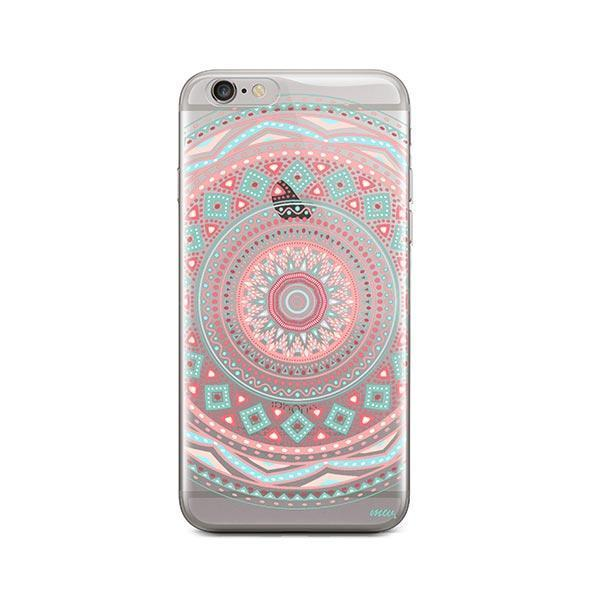 Anna Mandala iPhone 6 / 6S Case Clear