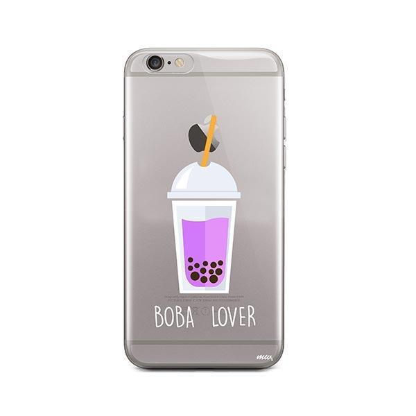 Boba Lover iPhone 6 / 6S Case Clear