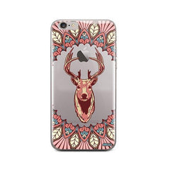Beauteous Deer - iPhone 6 / 6S Case Clear