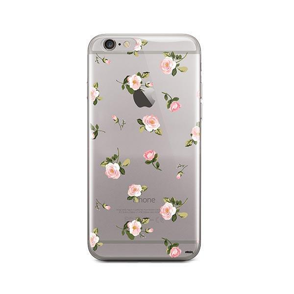 Blush iPhone 6 / 6S Case Clear