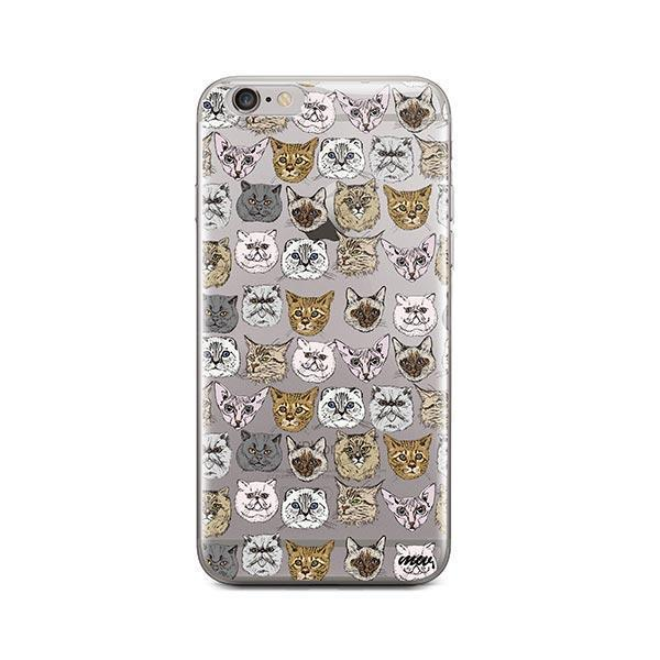 Cat Overload 2 - iPhone 6 / 6S Clear Case