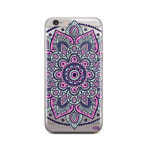 Dakota Mandala iPhone 6 / 6S Case Clear