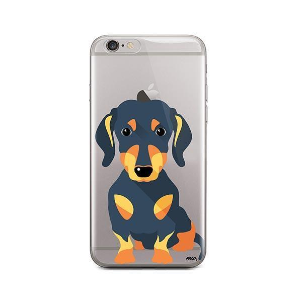 Doxie - iPhone 6 Plus / 6S Plus Clear Case