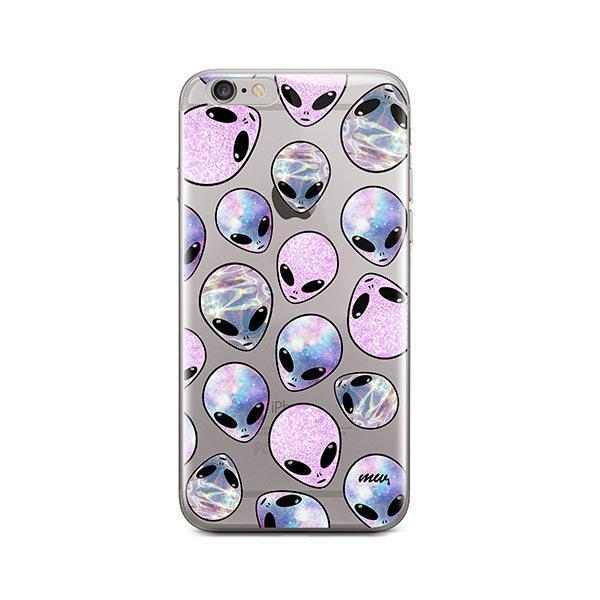 Galaxy People iPhone 6 / 6S Case Clear
