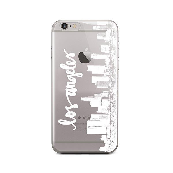 LA Skyline iPhone 6 / 6S Case Clear