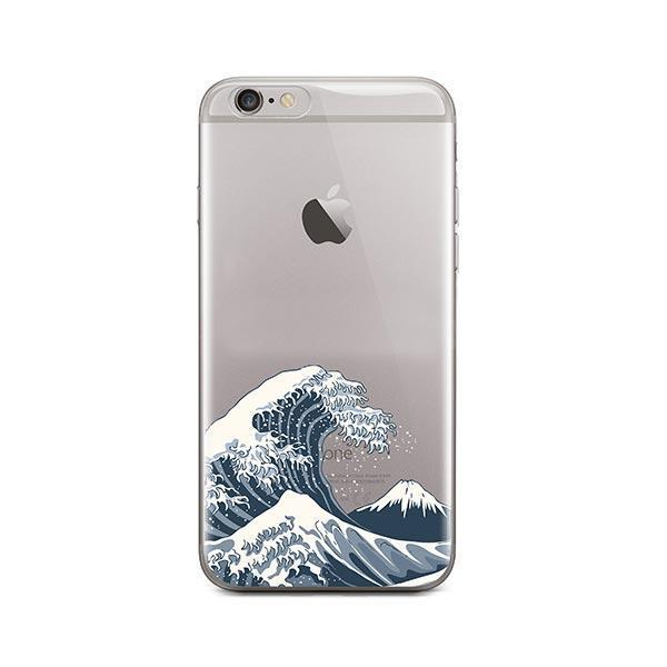 Japanese Wave iPhone 6 / 6S Case Clear