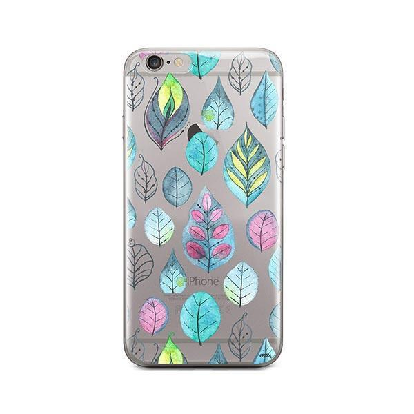 Leaves iPhone 6 Plus / 6S Plus Case Clear