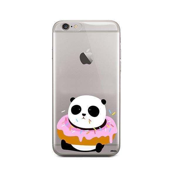 Pandonut iPhone 6 / 6S Case Clear