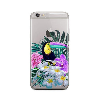 Toucan - iPhone Clear Case