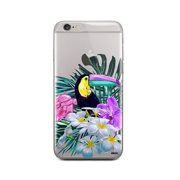 Toucan - iPhone 6 / 6S Case Clear