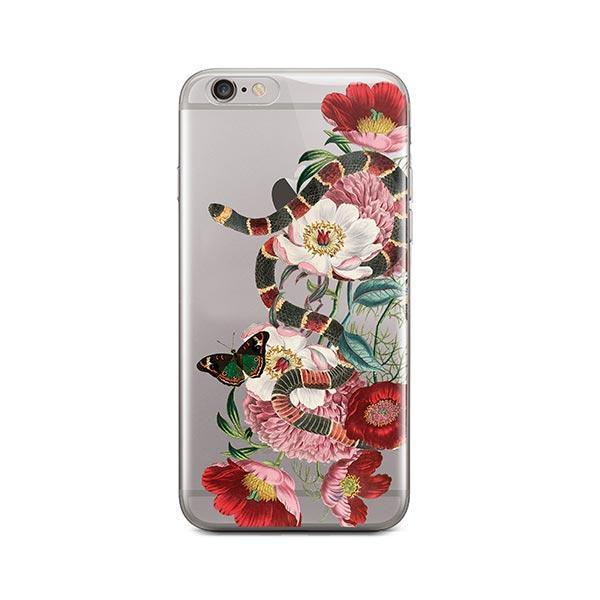 Adam And Eve - iPhone 6 / 6S Case Clear