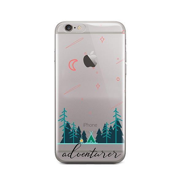 Adventurer iPhone 6 / 6S Case Clear