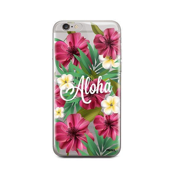 Aloha 2.0 iPhone 6 Plus / 6S Plus Case Clear