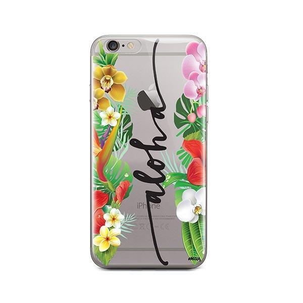 Aloha iPhone 6 / 6S Case Clear