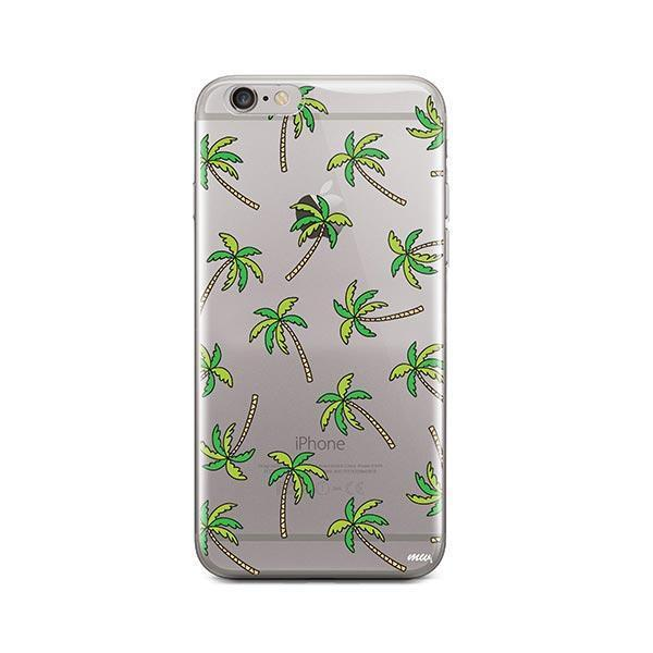 Aloha Trees iPhone 6 Plus / 6S Plus Case Clear