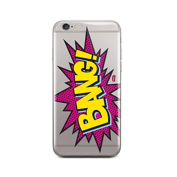 Bang! iPhone 6 / 6S Case Clear