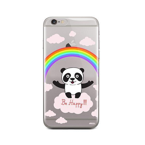 Be Happy iPhone 6 / 6S Case Clear