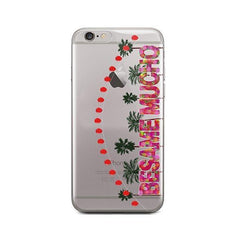 Besame Mucho iPhone 6 / 6S Case Clear
