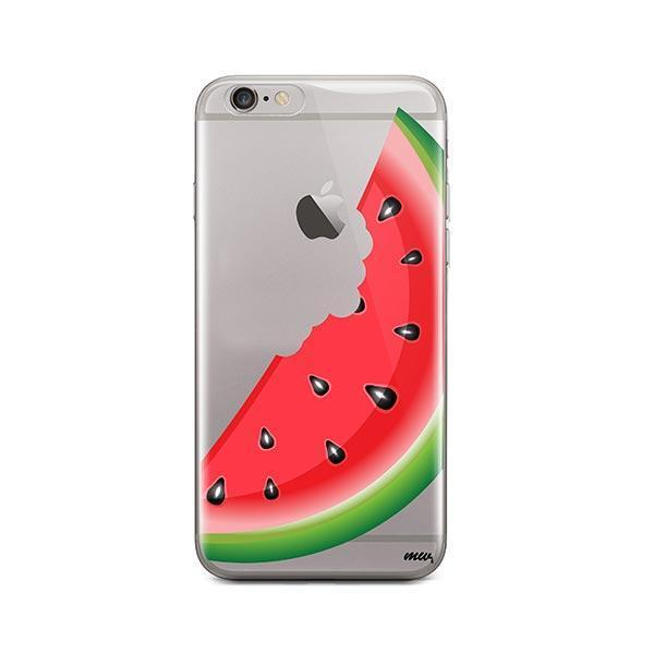 Bite My Watermelon iPhone 6 Plus / 6S Plus Case Clear