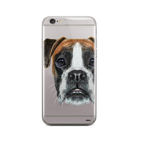 Boxer - iPhone 6 / 6S Clear Case