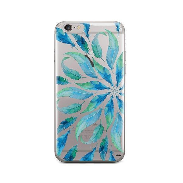 Burst of Feathers iPhone 6 / 6S Case Clear