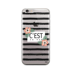 C'est La Vie iPhone 6 / 6S Case Clear