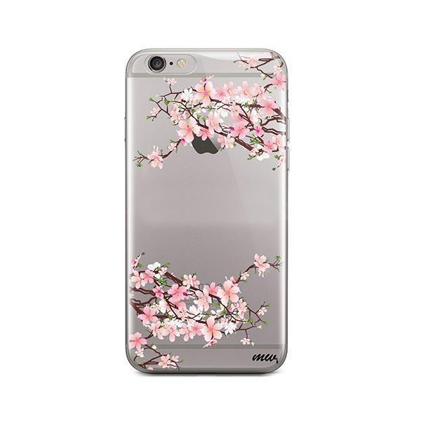 sports shoes a6695 6718e Cherry Blossom iPhone 6 / 6S Case Clear