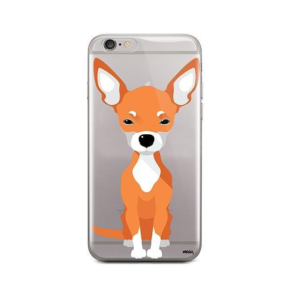 Chihuahua - iPhone 6 Plus / 6S Plus Clear Case