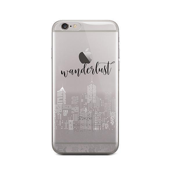 City Wanderlust iPhone 6 / 6S Case Clear