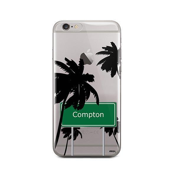Compton iPhone 6 Plus / 6S Plus Case Clear