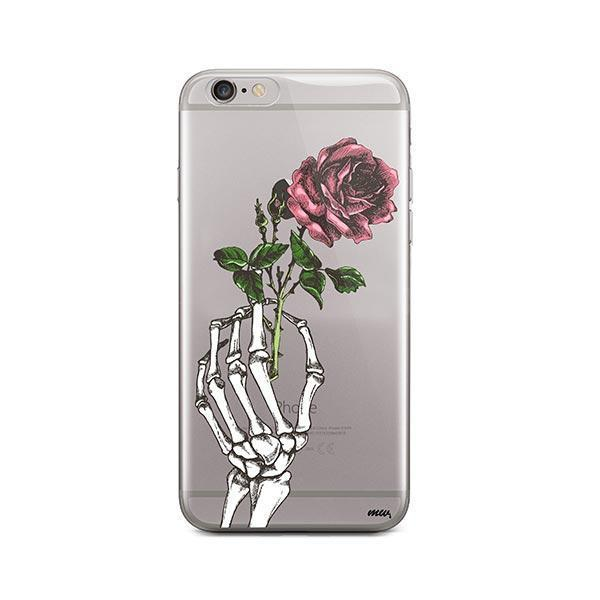 Crane Rose iPhone 6 / 6S Case Clear