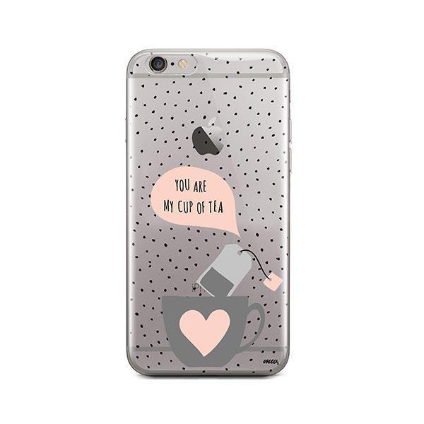 Cup of Tea iPhone 6 / 6S Case Clear