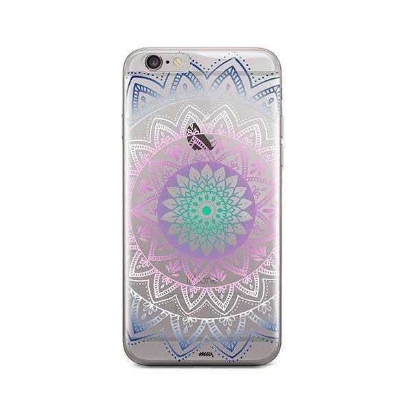 Dark Pastel iPhone 6 / 6S Case Clear