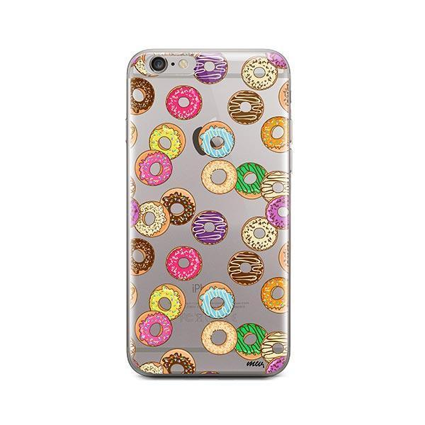 Donut Pandemonium iPhone 6 / 6S Case Clear