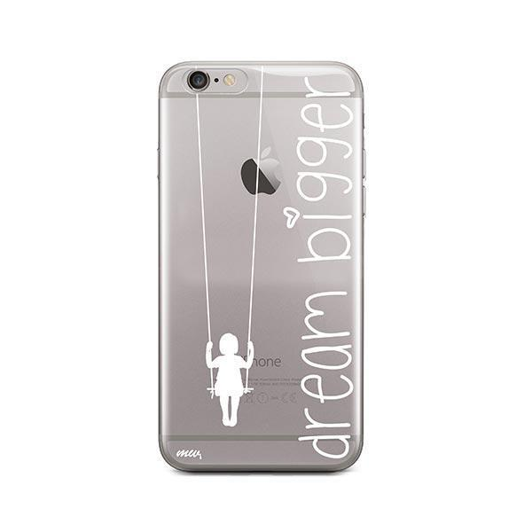 Dream Bigger iPhone 6 / 6S Case Clear