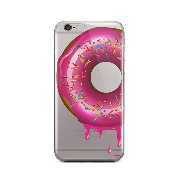 Dripping Donut iPhone 6 Plus / 6S Plus Case Clear