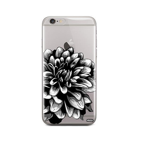 The Black Dahlia iPhone 6 / 6S Case Clear