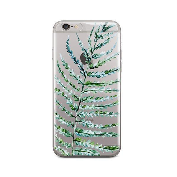 Fern iPhone 6 / 6S Case Clear
