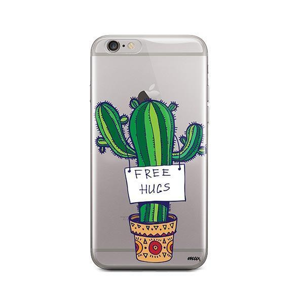 Free Hugs iPhone 6 / 6S Case Clear